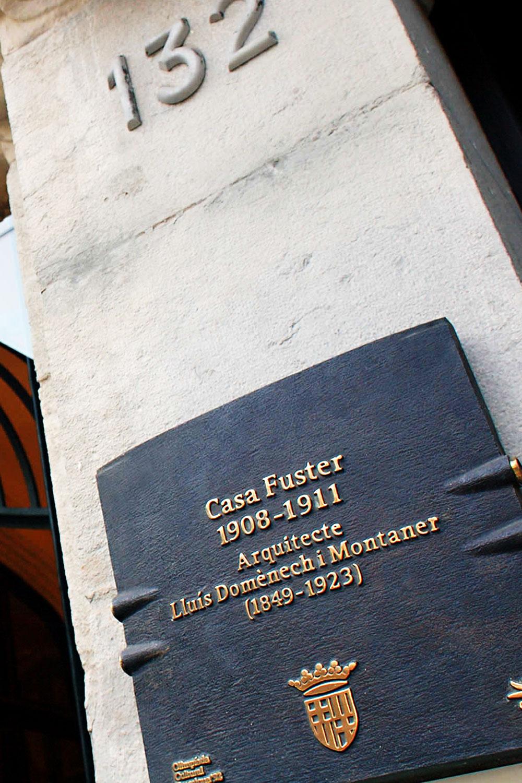Casa Fuster